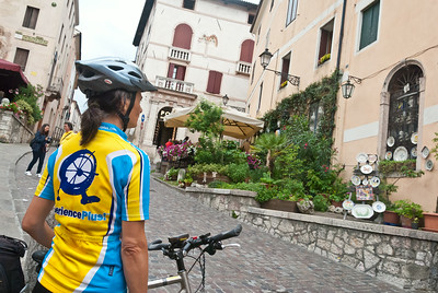 Easy Cycling in the Alps Plus! Venetian Villas and Venice