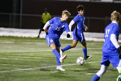 Boys Soccer Sections vs Maple Grove 10-21-20
