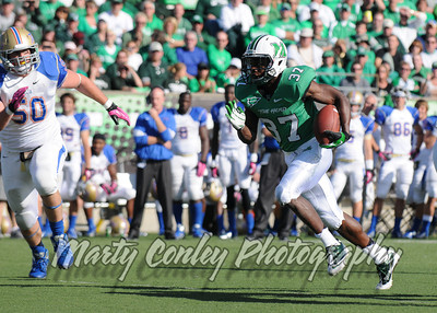 2012 Marshall vs. Tulsa