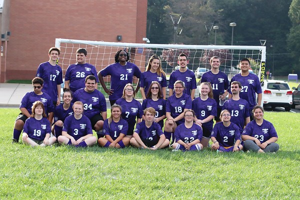 Oct. 10, 2018 Unified Soccer vs Ewing, photos by R. DeBoer