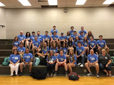 2017 High School Mission Trip