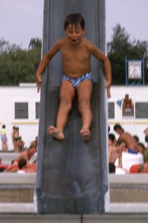 1987-1988 - Kamp - KAB - Melle