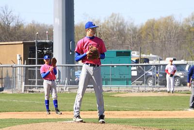 DHS Baseball 04-07-2012 game 1