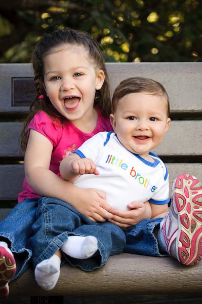 Petrea + Shawn = Sasha > Cody (Family Photography, Hidden Beach Playground, Aptos, California)