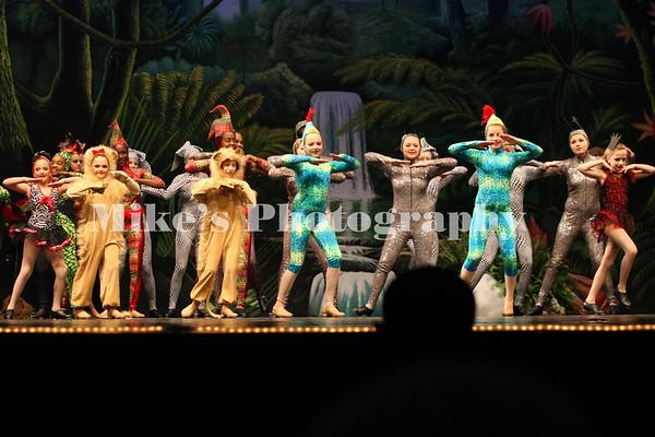 34th Annual Pine Bluff Dance 2nd Half
