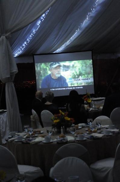 2013 05-04 Gala celebrating 50,000th and 50,001st Habitat house built in Guatemala.