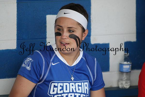 Ga State softball 4-26-13
