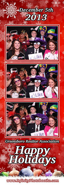 Greensboro Realtor Holiday Party 2013