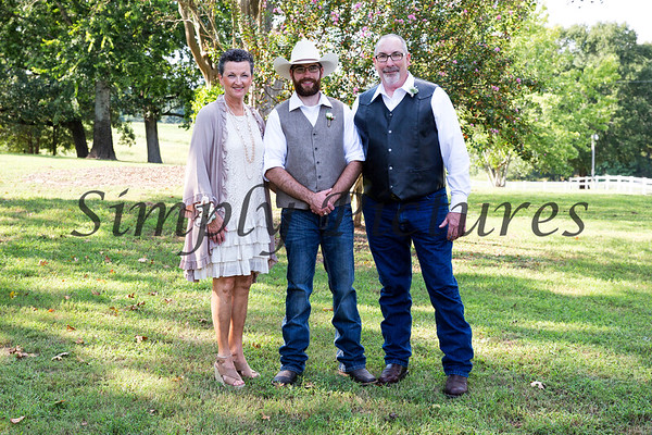 Crenshaw Wedding - Family