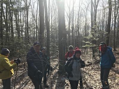 February 12 Wednesday Hike