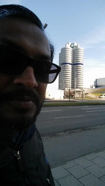 Munich - Germany 2015 Jan