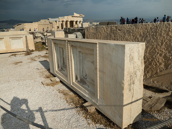 The Parthenon, Athens, Greece