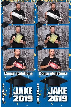 Loar Graduation Party