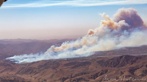 Canyon Fire 2