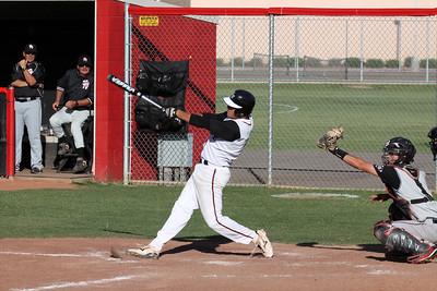 2011 Williams Field Baseball vs PV