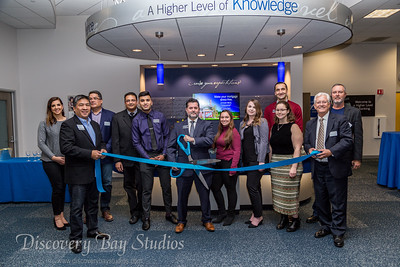 12-5-2019 San Ramon Chamber Comerica Ribbon Cutting