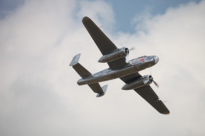 B-25J (Red Bull)