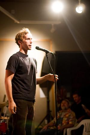 Poetry Slam - April 2012