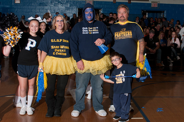 OLQP Pep Rally  Fall  2015
