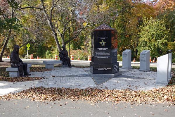 NJ Gold Star Family Monument
