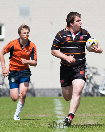 Colts - BSN vs Oysters, 13 May 2012