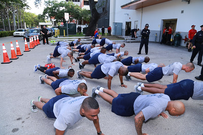 PAC 109 Physical Training