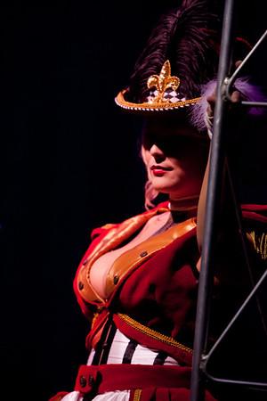 2013  Va Va Carnivale - Va Va Vixens