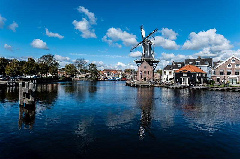 The De Adriaan Windmill