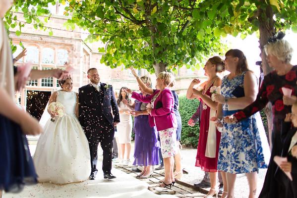 Katie & Ross, Thornton Manor Wedding Photography