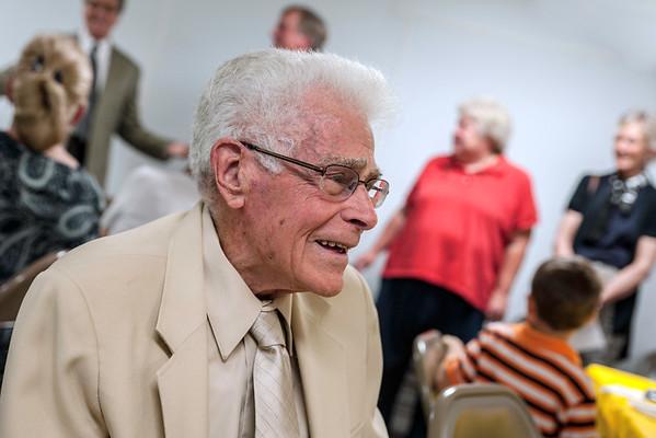 Art Lewis, 94 Years Old