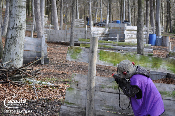 March - Camp and District Laser Tag