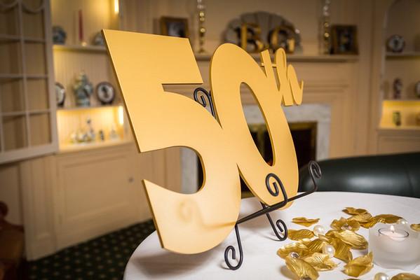 Ricci 50th Anniversary