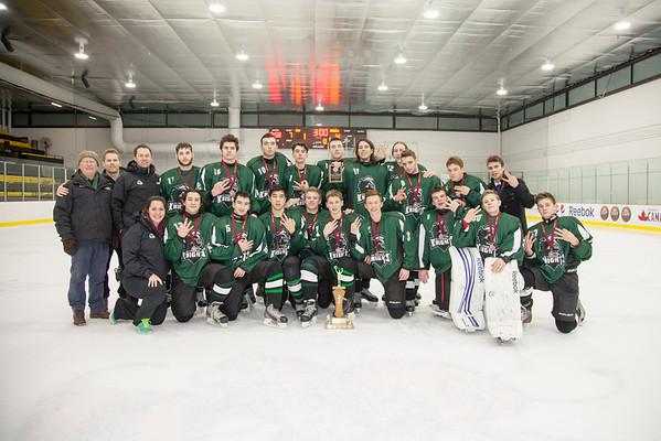 2015 St. Thomas Juvenile Hockey