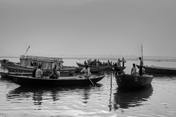 Varanasi and the Ganges River