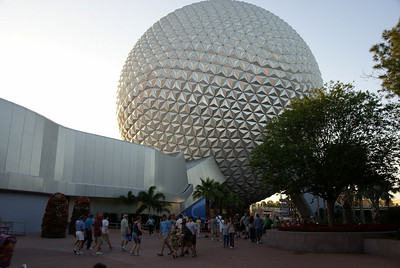 Disney World - Apr 08