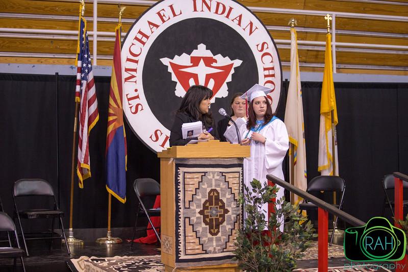 St. Michael's High School Graduation 5-21-16