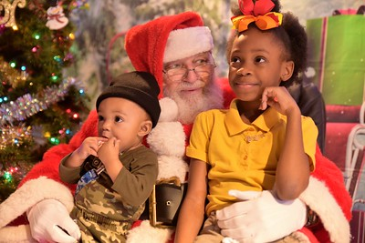 Family Night at Santa's Workshop 2018