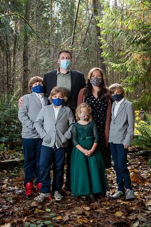Pyle Family November 2020