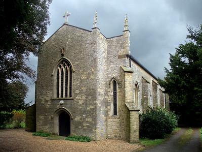 Holy Trinity, Roman Catholic, Hardwick Road, Hethe, OX27 8AW