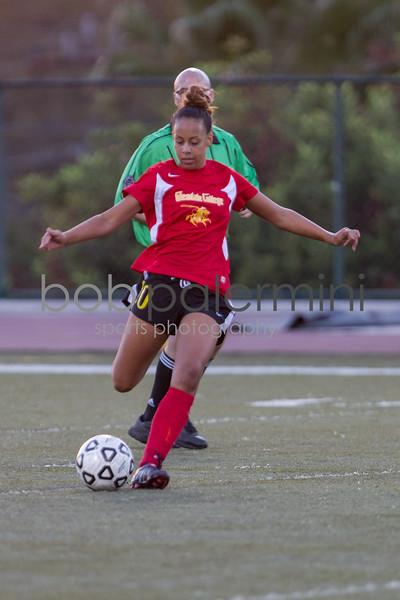 GCC Women's Soccer 9-14-12