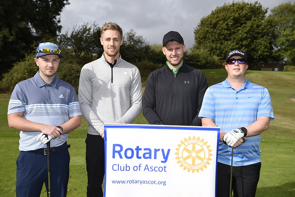 Rotary Club Ascot - Golf Day 27-SEP-19