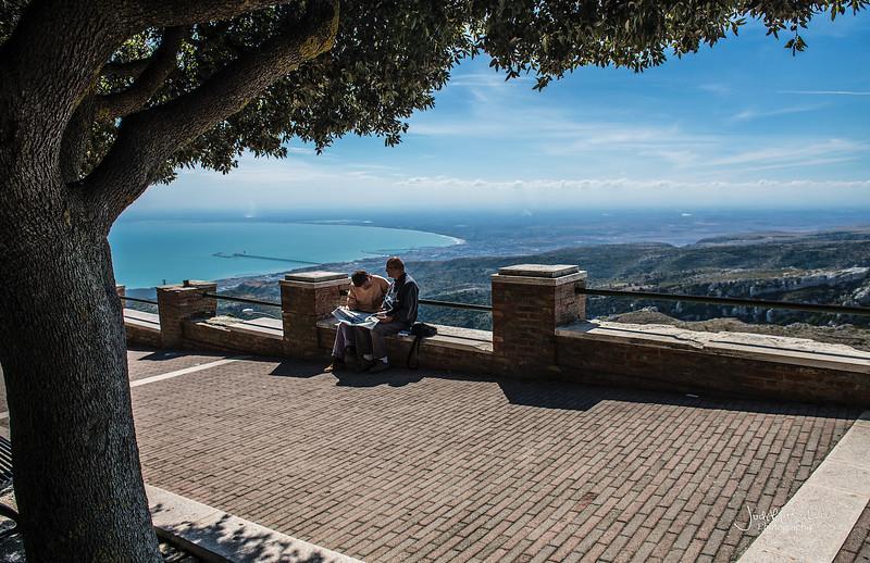 Castel  Cast'angelo, Puglia, Italy