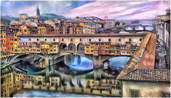 ITALY - Tuscany Florence Fantasy