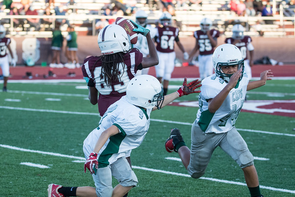 Belzer 7th Grade Football