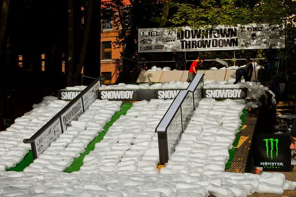 Downtown Throwdown 2011