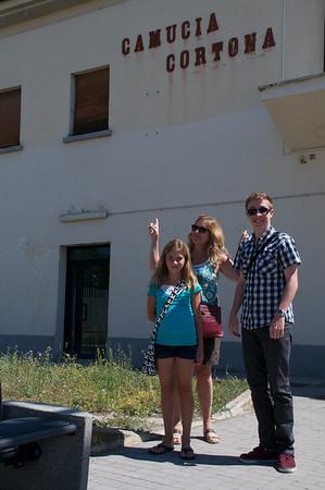 Aug 14, Cortona