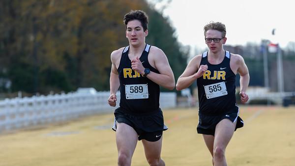 2020 RJR Forsyth County Meet, Boys Race 1