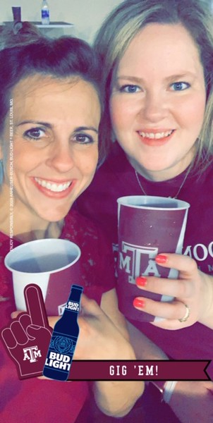 2019 08-29 First Aggie game of season vs Texas State