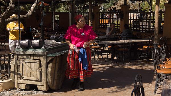 Disneyland Resort, Disneyland, Frontierland, Rancho Del Zocalo, Rancho, Zocalo, Cast Member, Cast, Member, Costume