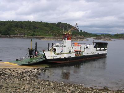 Carradale August 2006